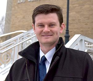 Councilperson Tristan Rader