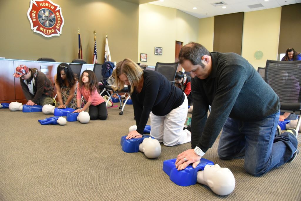 Rader Proposes Fire Dept. Offer CPR Classes to Residents